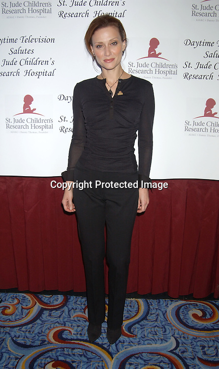 ..Robin Christopher ..at the Ninth Annual Daytime Television Salutes St Jude Children's Research Hospital benefit on October 10, 2003..in New York City. Photo by Robin Platzer, Twin Images