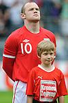 30.05.2010, UPC Arena, Graz, AUT, WM Vorbereitung, Japan vs England, im Bild Wayne Rooney, England, EXPA Pictures © 2010, PhotoCredit: EXPA/ S. Zangrando