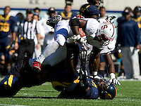 California Football vs Stanford, October 20, 2012
