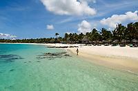 MUS, Mauritius, Poste de Flacq, Belle Mare Plage Resort: Strand | MUS, Mauritius, Poste de Flacq, Belle Mare Plage Resort: beach