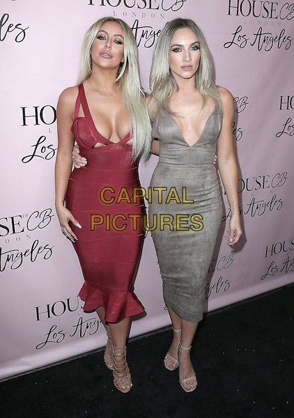 14 June 2016 - West Hollywood, California - Aubrey O'Day, Shannon Bex. House of CB Flagship Store Launch held at The House of CB Store. <br /> CAP/ADM/SAM<br /> &copy;SAM/ADM/Capital Pictures