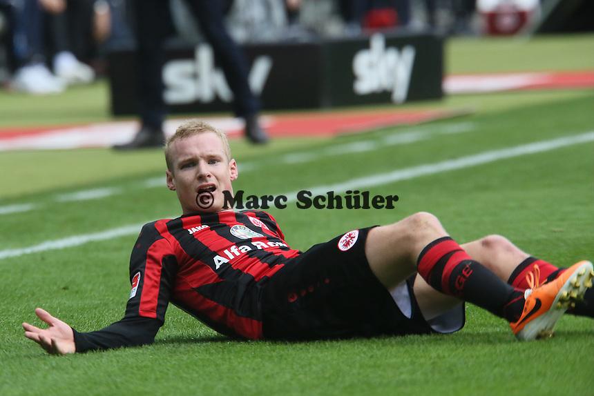 Sebastian Rode (Eintracht) - Eintracht Frankfurt vs. SV Werder Bremen