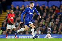 Mateo Kovacic of Chelsea in action during Chelsea vs Manchester United, Emirates FA Cup Football at Stamford Bridge on 18th February 2019