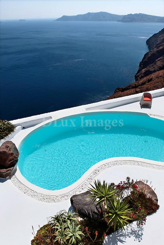 luxury swimming pool