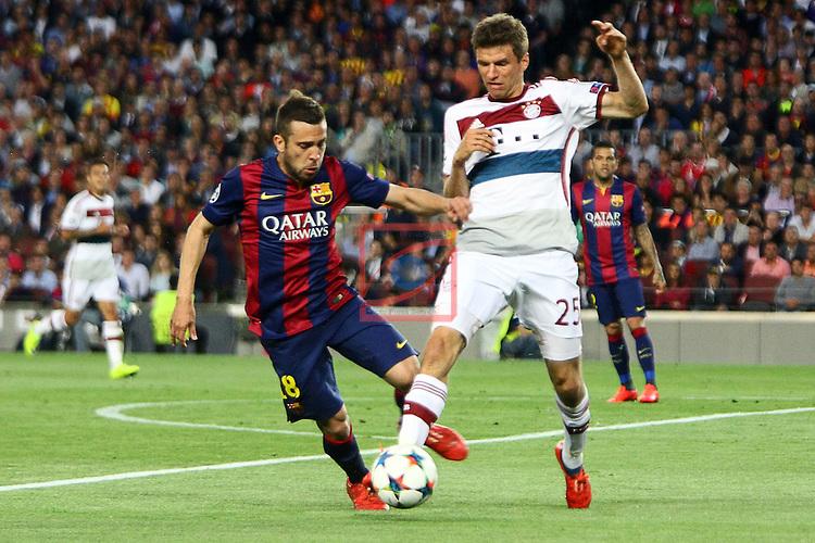 Rumor: Barcelona on alert over two Bayern Munich players ...   Barcelona- Bayern