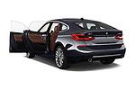 Car images close up view of a 2018 BMW 6 Series Gran Turismo Luxury 5 Door Hatchback doors