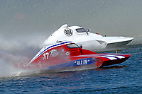 "S-17, Rich Wilhelm, S-404 ""Power Shot""    (2.5 Litre Stock hydroplane(s)"