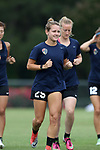 CARY, NC - MAY 18: Meredith Speck. The North Carolina Courage held a training session on May 18, 2017, at WakeMed Soccer Park Field 5 in Cary, NC.