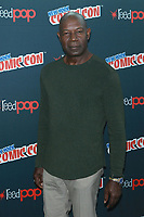NEW YORK, NY - OCTOBER 7: Dennis Haysbert at NBC&rsquo;S new midseason  drama &ldquo;REVERIE&rdquo; at New York Comic Con on October 7, 2017 in New York City.   <br /> CAP/MPI/DC<br /> &copy;DC/MPI/Capital Pictures