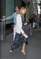 NEW YORK, NY June  13, 2018:Claire Danes at Today Show  to talk about  the last season of Homeland and new baby on its way    in New York. June 13, 2018 Credit:/RWMediaPunch
