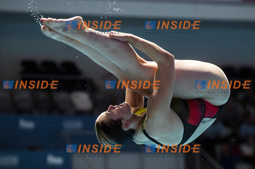 SUBSCHINSKI Nora GER<br /> Diving - Women's 1m springboard preliminaries<br /> Day 03 26/07/2015<br /> XVI FINA World Championships Aquatics Swimming<br /> Kazan Tatarstan RUS July 24 - Aug. 9 2015 <br /> Photo Giorgio Perottino/Deepbluemedia/Insidefoto