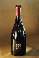 Exception Rouge Sancerre red, pascal Jolivet. Loire, France