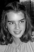 Brooke Shields 1978<br /> Photo By Adam Scull/PHOTOlink.net