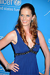 BEVERLY HILLS, CA. - December 10: Rebecca Mader attends the UNICEF Ball honoring Jerry Weintraub at The Beverly Wilshire Hotel on December 10, 2009 in Beverly Hills, California.