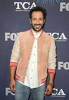 WEST HOLLYWOOD, CA - AUGUST 2: Desmin Borges, at the FOX Summer TCA All-Star Party At SOHO House in West Hollywood, California on August 2, 2018. <br /> CAP/MPI/FS<br /> &copy;FS/MPI/Capital Pictures