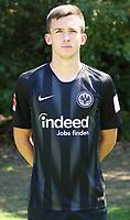 Marijan Cavar (Eintracht Frankfurt) - 26.07.2018: Eintracht Frankfurt Mannschaftsfoto, Commerzbank Arena