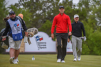 Martin Kaymer (GER) heads down 15 during Round 2 of the Valero Texas Open, AT&T Oaks Course, TPC San Antonio, San Antonio, Texas, USA. 4/20/2018.<br /> Picture: Golffile | Ken Murray<br /> <br /> <br /> All photo usage must carry mandatory copyright credit (© Golffile | Ken Murray)