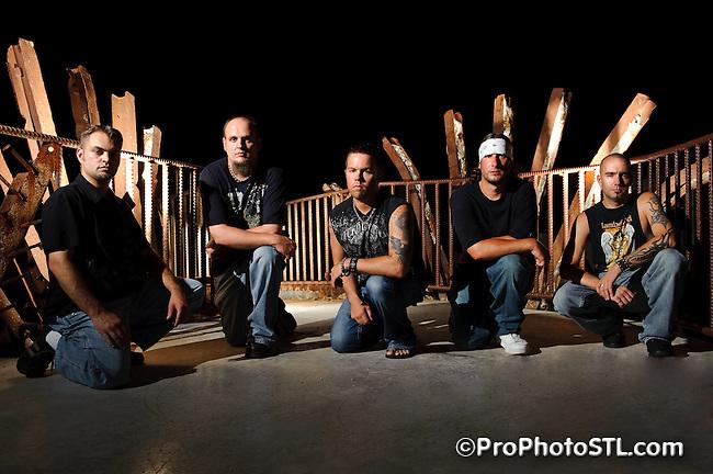 All Fall Down promo photos.