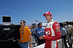 Justin Wilson at the Time Warner Cable Road Runner 225 Champ Car at the Milwaukee Mile, 2006