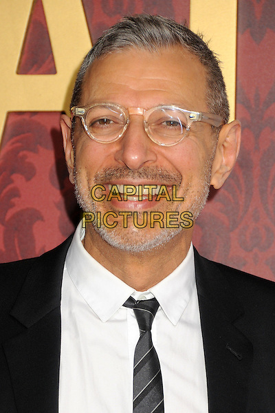 21 January 2015 - Hollywood, California - Jeff Goldblum. &quot;Mortdecai&quot; Los Angeles Premiere held at the TCL Chinese Theatre. <br /> CAP/ADM/BP<br /> &copy;BP/ADM/Capital Pictures