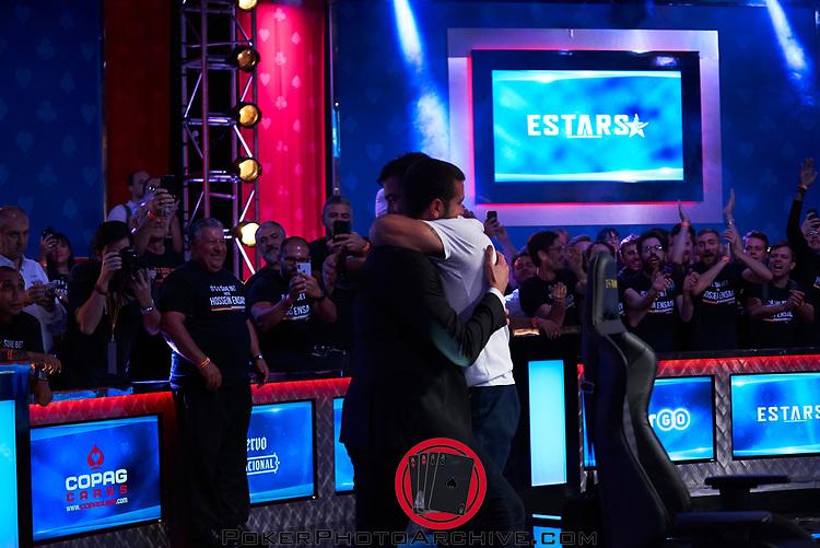 Dario Sammartino and Hossein Ensan