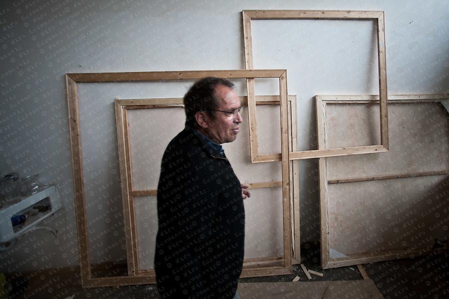 Richard Boesch an Austrian Painter.