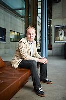Portrait von Arnaud Bertrand in der Eingangshalle des Schiffbau in Zuerich am Mittwoch 26.09.12 ..Copyright © Zvonimir Pisonic