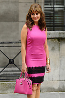 Carol Vorderman launches her new AW14 range for isme, London. 05/06/2014 Picture by: Steve Vas / Featureflash