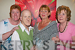 NEW HOME: Having a great time at the Celebration Night held in John Mitchell's GAA Clubhouse on Thursday night to mark the moving of the club, the 2nd oldest in the country, to it's new home in Farmers Bridge were l-r: Ann, Martin, Patsy and Alice O'Connor.   Copyright Kerry's Eye 2008
