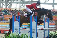 Nanjing 2014 Equitación por equipo