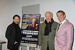 """Christopher Plummer starring in the US Theatrical Premiere Screening of """"The Tempest"""" on November 6, 2011 at Symphony Space's Peter Jay Sharp Theatre, New York City, New York. Producers Barry Avrich and Des McAnuff (who is also Artistic Director of the Stratford Shakespeare Festival where the film was shot) were at the Q&A after the screening.  (Photo by Sue Coflin/Max Photos)"""