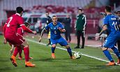 27th March 2018, Karadjorde Stadium, Novi Sad, Serbia; Under 21 International Football Friendly, Serbia U21 versus Italy U21; Federico Di Marco of Italy in action