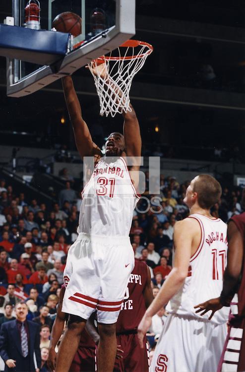 2001: Jarron Collins.