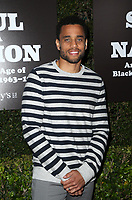 22 March 2019 - Los Angeles, California - Michael Ealy. The Broad Museum Celebrates the Opening of Soul Of A Nation: Art in the Age of Black Power 1963-1983 Art Exhibition held at The Broad Museum. <br /> CAP/ADM/FS<br /> ©FS/ADM/Capital Pictures