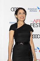 "LOS ANGELES - NOV 10:  Lisa Edelstein at the AFI FEST 2018 - ""The Kaminsky Method"" at the TCL Chinese Theater IMAX on November 10, 2018 in Los Angeles, CA"