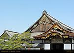 Ninomaru Palace Karamon Entrance Toh Samurai Shikidai Reception rooms Nijo Castle Kyoto