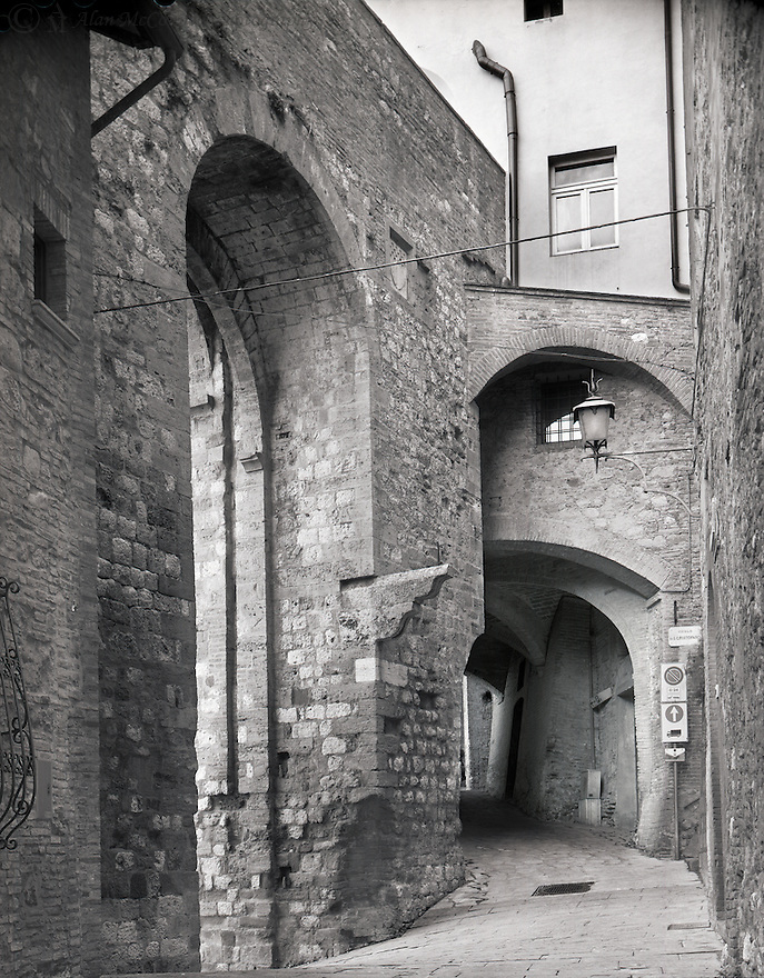 """Gate and Arches""<br />