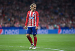 Atletico Madrid´s French forward Antoine Griezmann during the UEFA Champions League group C match between Atletico Madrid and Chelsea played at the Wanda Metropolitano Stadium in Madrid, on September 27th 2017.