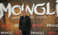 Nitin Sawhney at the &quot;Mowgli: Legend of the Jungle&quot; Netflix special screening, Curzon Mayfair, Curzon Street, London, England, UK, on Tuesday 04 December 2018. <br /> CAP/CAN<br /> &copy;CAN/Capital Pictures