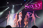 Sexxy The Show and Sin City Kiss Food Drive, For Veterans Villiage ath the House of Blues and the Foundation Room at Mandalay Bay 12-11-2015
