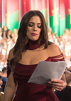 LAS VEGAS, NV - NOVEMBER 26: Ashley Graham at the rehearsal for the 66th Miss Universe Pageant at The AXS at Planet Hollywood in Las Vegas, Nevada on November 26, 2017. Credit: Damairs Carter/MediaPunch /NortePhoto NORTEPHOTOMEXICO