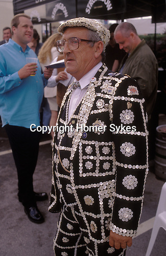 The Derby Horse race Epsom Downs Surrey Uk Circa 1985. Pearly King.
