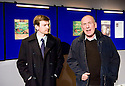 Haunting Julia by Alan Ayckbourn directed by Andrew Hall. With Christopher Timothy as Joe, Dominic Hecht as Andy . Opens at The Riverside Studios on 27/5/11 . CREDIT Geraint Lewis