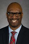 Larry McCollum, Assistant Director, Corporate Relations, Advancement, DePaul University, is pictured Feb. 27, 2018. (DePaul University/Jeff Carrion)