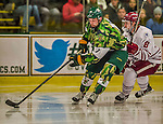 2013-11-24 NCAA: UMass at Vermont Men's Hockey