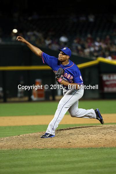 Jeurys Familia - 2015 New York Mets (Bill Mitchell)