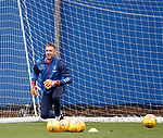 24.09.2019 Rangers training: Allan McGregor