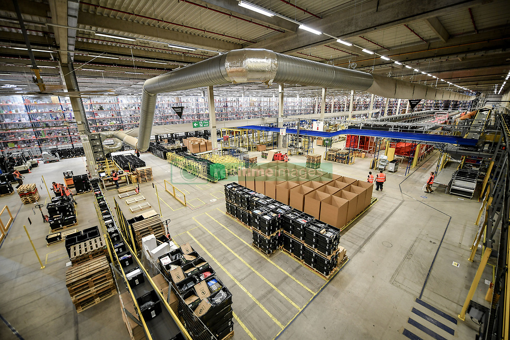 Amazon fulfilment centre in Swansea | RealTime Images