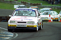 1992 British Touring Car Championship #79 David Leslie (GBR). Ecurie Ecosse Vauxhall. Vauxhall Cavalier GSi.
