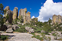 Valle de los Monjes, near Creel, Mexico